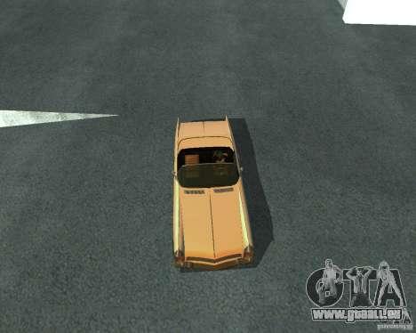 Peyote von GTA 4 für GTA San Andreas zurück linke Ansicht