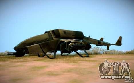 Type 4 Doragon pour GTA San Andreas