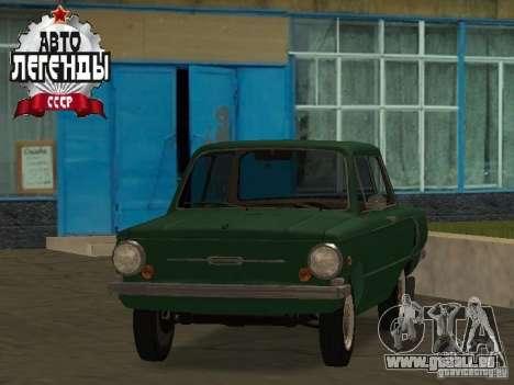 ZAZ 968 Drain für GTA San Andreas