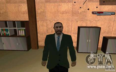 Mayor HD pour GTA San Andreas