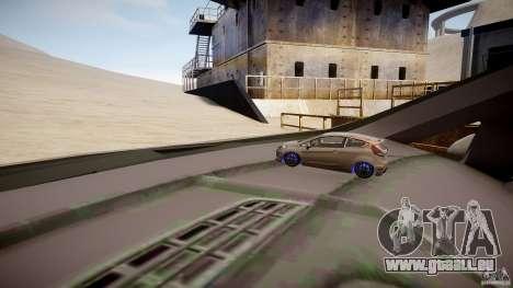 Ford Fiesta 2012 für GTA 4 Seitenansicht