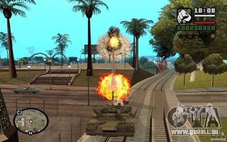 Hydra, Panzer mod für GTA San Andreas