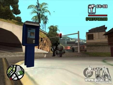 Petite anecdote pour GTA San Andreas sixième écran