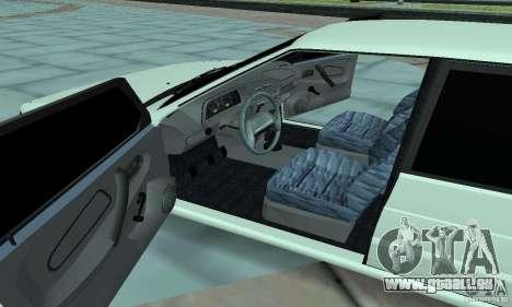 ВАЗ 2114 Tuning für GTA San Andreas Seitenansicht