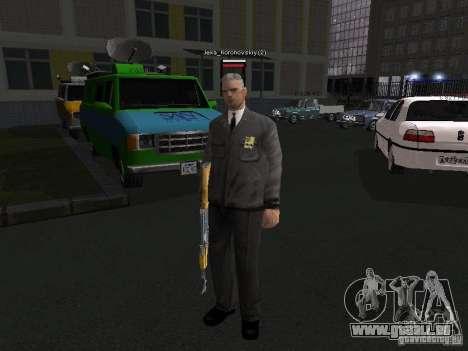 Peaux de milice pour GTA San Andreas septième écran