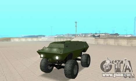 Trail Monster V.1.0 für GTA San Andreas