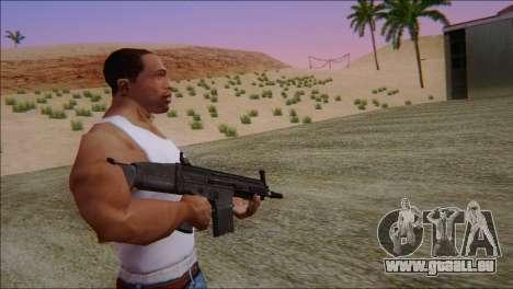 SCAR - H für GTA San Andreas