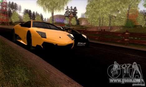 SA_gline v3. 0 für GTA San Andreas sechsten Screenshot