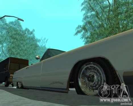 Peyote de GTA 4 pour GTA San Andreas vue arrière