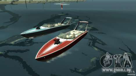Tuned Jetmax pour GTA 4