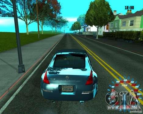 ENB by Makc pour GTA San Andreas quatrième écran