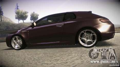 Alfa Romeo Brera Ti für GTA San Andreas linke Ansicht