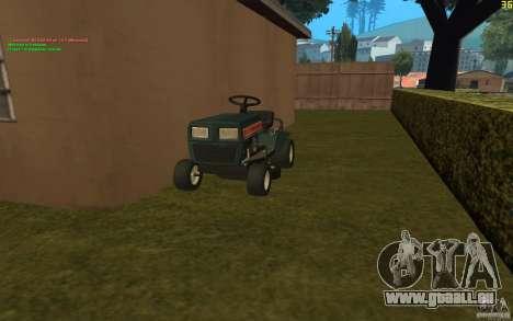 MTD Nogamatic 11 für GTA San Andreas