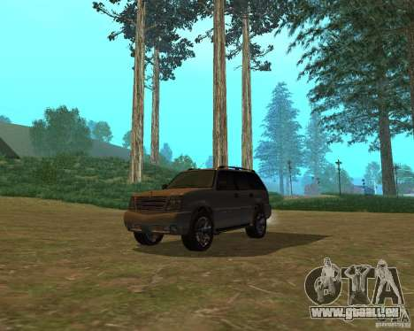 Cavalcade de GTA 4 pour GTA San Andreas