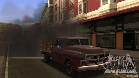 Diesel v 2.0 für GTA San Andreas dritten Screenshot