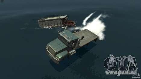 Biff boat pour GTA 4