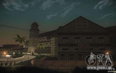 House Mafia pour GTA San Andreas troisième écran