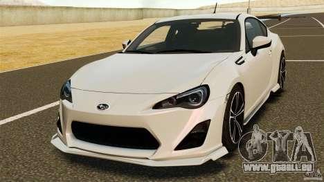 Subaru BRZ Rocket Bunny Aero Kit pour GTA 4