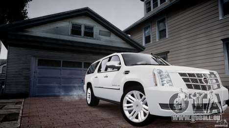 Cadillac Escalade ESV pour GTA 4