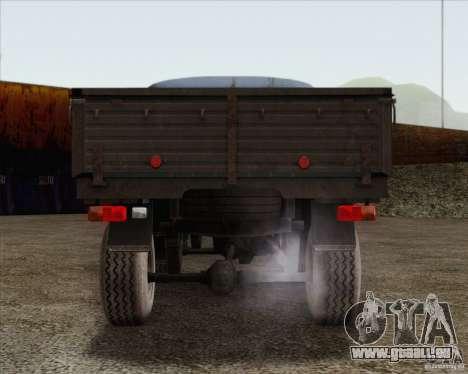UAZ 330364 für GTA San Andreas rechten Ansicht
