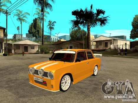 VAZ 2101 Globus pour GTA San Andreas
