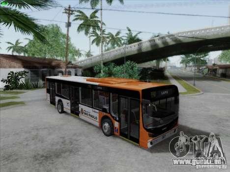Design X4 pour GTA San Andreas vue de côté