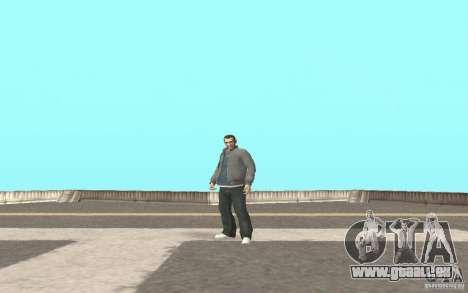Animation von GTA IV für GTA San Andreas