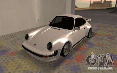 Porsche 911 Turbo für GTA San Andreas