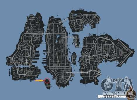 Demolition Derby Arena (Happiness Island) pour GTA 4 septième écran