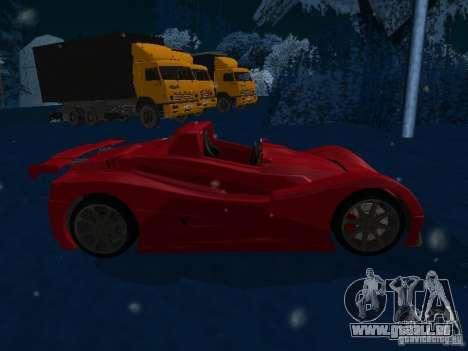 Lada Revolution pour GTA San Andreas laissé vue
