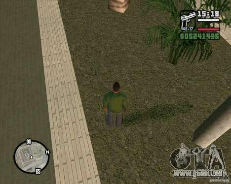 Verbesserte Textur des Rathauses für GTA San Andreas her Screenshot