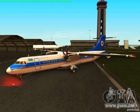 ATR 72-500 Azerbaijan Airlines für GTA San Andreas