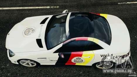 Mercedes-Benz SLK 2012 v1.0 [RIV] pour GTA 4 est un droit