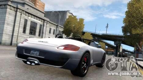 RUF RK Spyder 2006 [EPM] für GTA 4 linke Ansicht