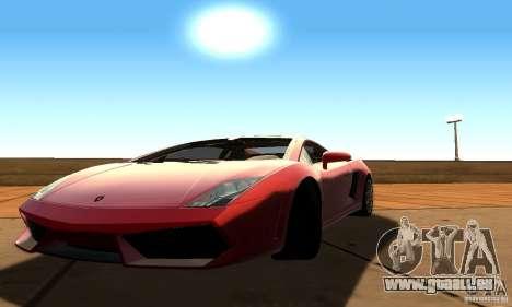 SA DRR Singe v1.0 pour GTA San Andreas quatrième écran
