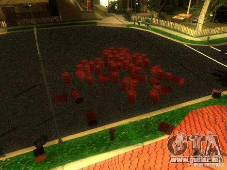 Bombe pour GTA San Andreas cinquième écran