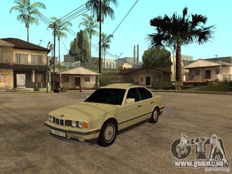 BMW 520i für GTA San Andreas