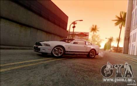 SA_DirectX 1.3 BETA pour GTA San Andreas troisième écran