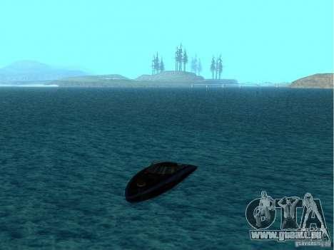 Squalo depuis Grand Theft Auto IV pour GTA San Andreas