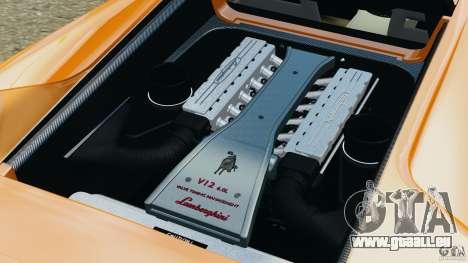 Lamborghini Diablo SV 1997 v4.0 [EPM] pour GTA 4 est un côté
