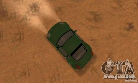 Nissan 350Z stock für GTA San Andreas rechten Ansicht