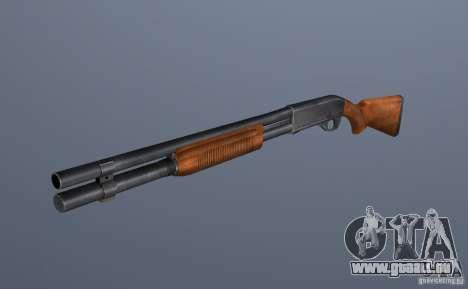 Grims weapon pack3 pour GTA San Andreas deuxième écran