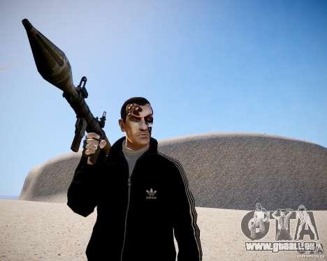 Niko - Terminator für GTA 4 weiter Screenshot