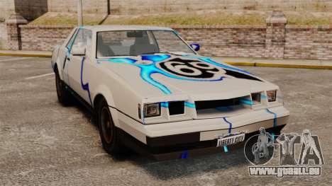 Rusty Sabre en livrée, 69 pour GTA 4