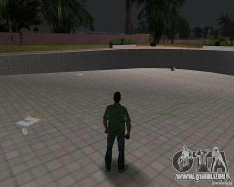 Neues Wasser, Zeitungen, Blätter, Mond für GTA Vice City siebten Screenshot