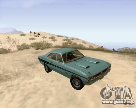 Dodge Demon 1971 pour GTA San Andreas