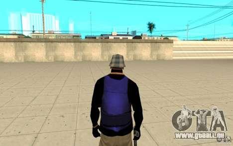 Bronik peau 1 pour GTA San Andreas troisième écran