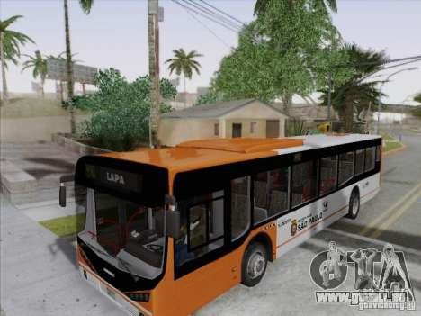 Design X4 für GTA San Andreas Unteransicht