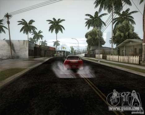 Nissan Skyline Z-Tune v2.0 für GTA San Andreas obere Ansicht