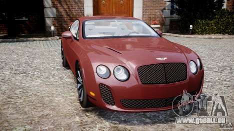 Bentley Continental SS v2.1 für GTA 4